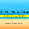 On Break-1